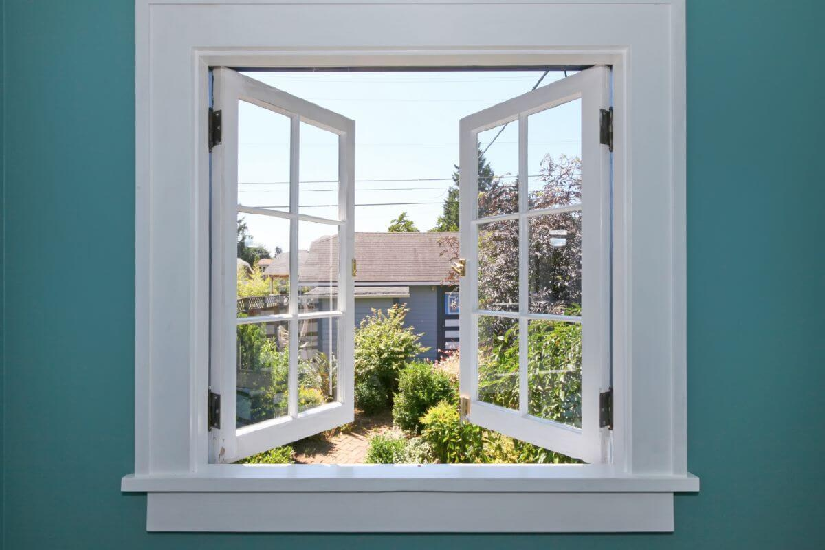 Aluminium Window Casement Worcestershire