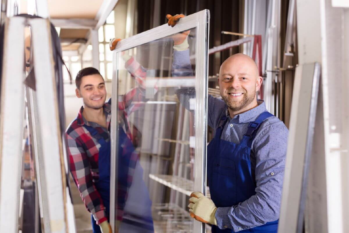 Aluminium Window Repairs Worcestershire